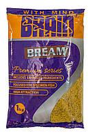 Прикормка Brain PREMIUM BREAM (Лещ) 1кг
