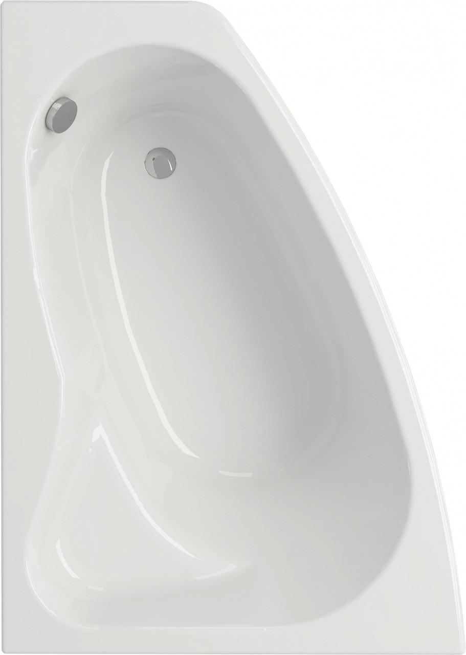Cersanit Акриловая ванна Sicilia 140x100 см, левая