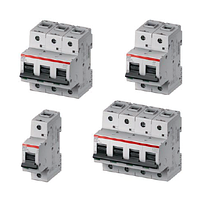 Автоматический выключатель ABB S801S C16 2CCS861001R0164
