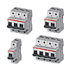 Автоматический выключатель ABB S801N C10 2CCS891001R0104