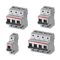 Автоматический выключатель ABB S801N C80 2CCS891001R0804
