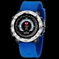 Мужские наручные часы Smart Digital Skmei W30 синие, фото 1