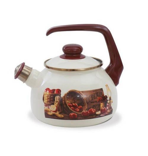Чайник емальований METROT 2475 2,5л 138486