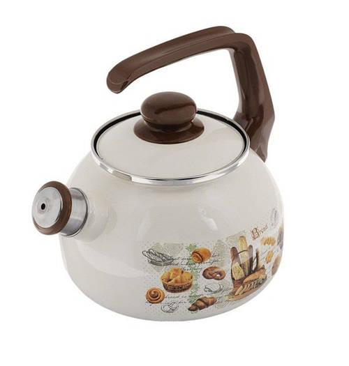 Чайник емальований METROT 2426 2,5л 136870