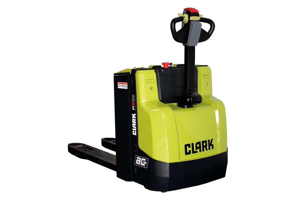 Электрическая тележка CLARK PX20