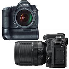 Зеркальные системные фотокамеры