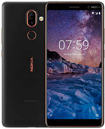 Nokia 7 Plus Чехлы и Стекло (Нокиа 7 Плюс)