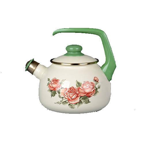 Чайник емальований METROT 2370 2,5л 128031