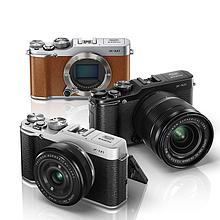 Беззеркальные системные фотокамеры