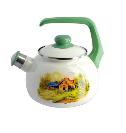 Чайник емальований METROT 2281 2,5л 136796