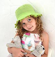 Панама для  девочки  (4-5 лет)
