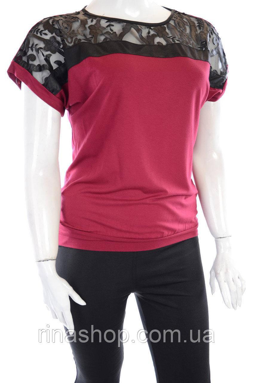 Женская футболка 6608