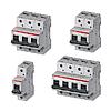 Автоматический выключатель ABB S802C D80 2CCS882001R0801