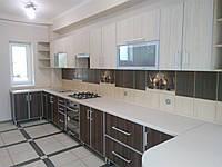 Кухня в алюминии, фото 1