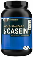 Казеин, 100% Casein Gold Standard, Optimum Nutrition 1,8kg