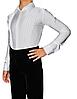 Рубашка мужская на замке 'Ювенал'для спортивно - бальных танцев