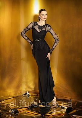Платье в пол Валентино