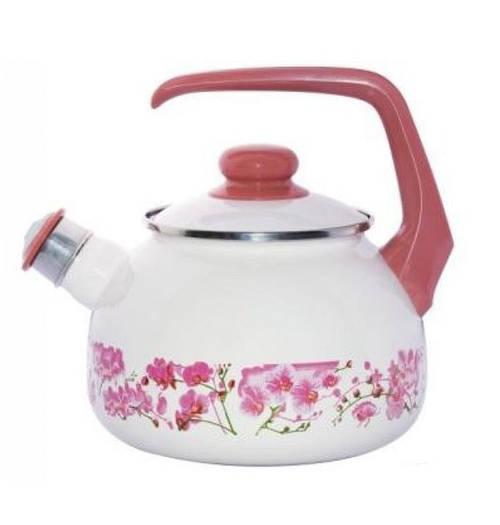 Чайник емальований METROT 2230 2,5л \116793\