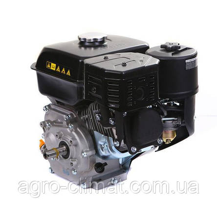 Двигатель Weima BT170F-L с редуктором (бак 5л, шпонка, вал 20мм, 1800 об/мин), бензин 7.5 л.с., фото 2
