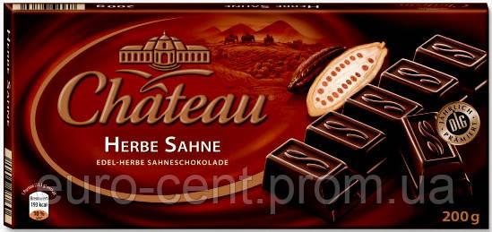 Шоколад черный  Chateau 200 г.