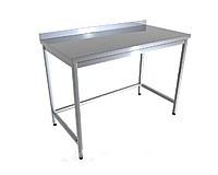 Стол производственный CHIMNEYBUD, 1300x600x850 мм. (нержавеющая сталь/304)