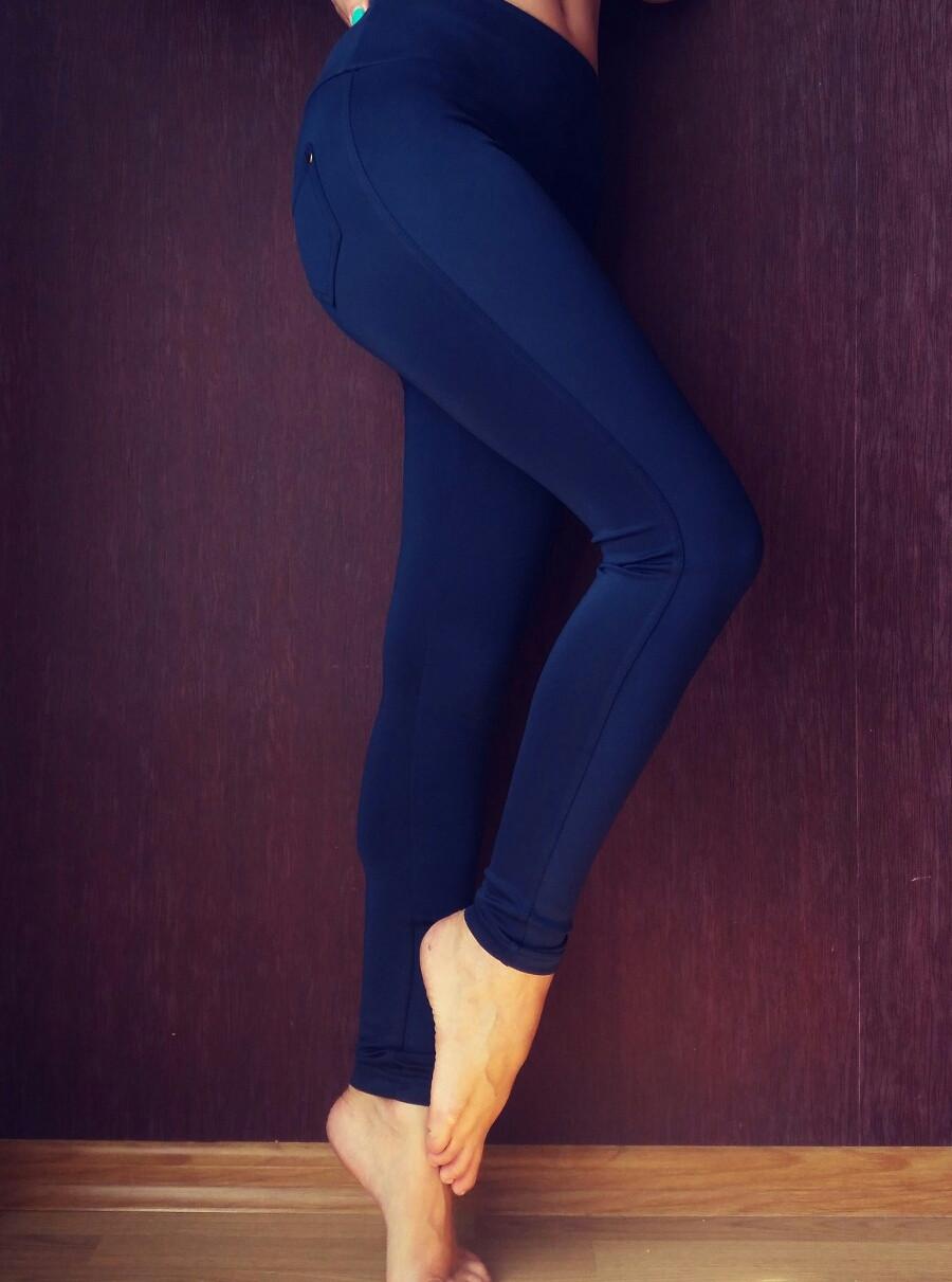 Классические женские лосины(Батал)№10