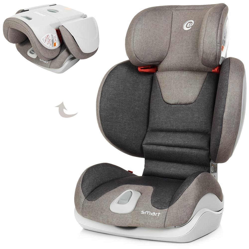 Автокресло детское ME 1019-11 SMART EL CAMINO Гарантия качества Быстрая доставка