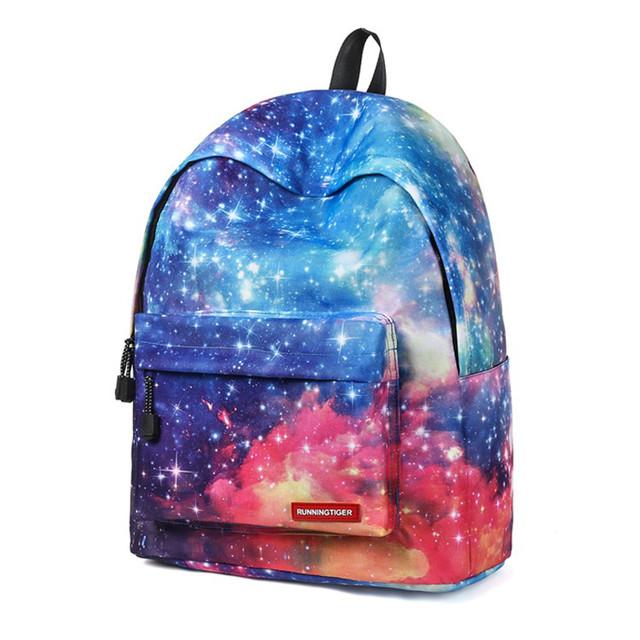 Шкільний рюкзак Космос