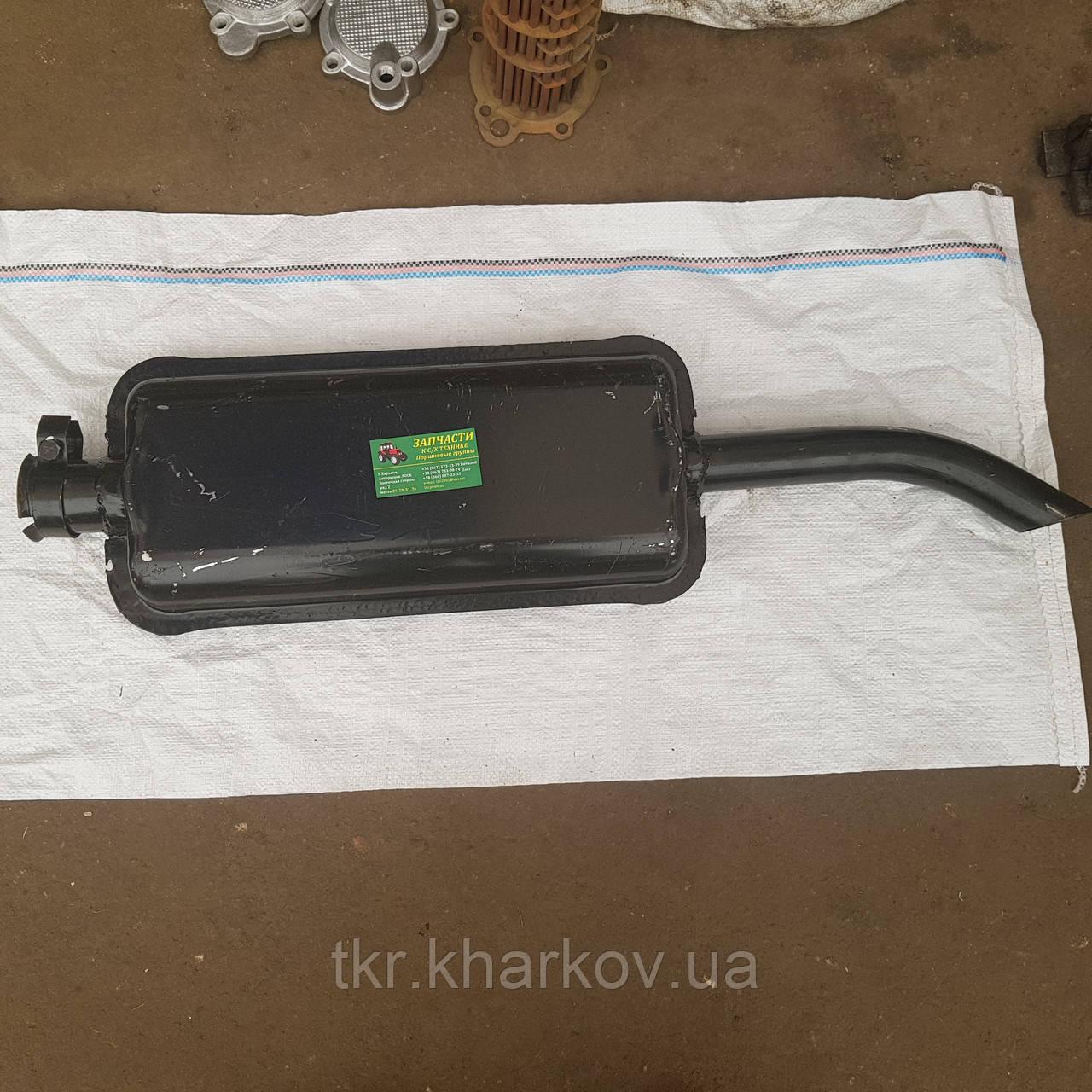 Глушитель  Т-40 (60-1205015-А)