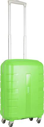 Чемодан Carlton Voyager VOYNSETW4-55;ELG зеленый , фото 2