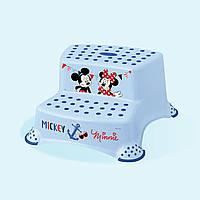 Детская ступень-подставка двойная Mickey Keeeper , фото 1