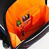 Школьный каркасный рюкзак Hot Wheel. Дышащая спинка, умный органайзер. Доставка бесплатно., фото 9