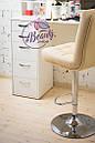 Гримерный столик с полочками, столик для макияжа с подсветкой, фото 2