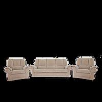 Комплект мягкой мебели Адессо ткань Touch