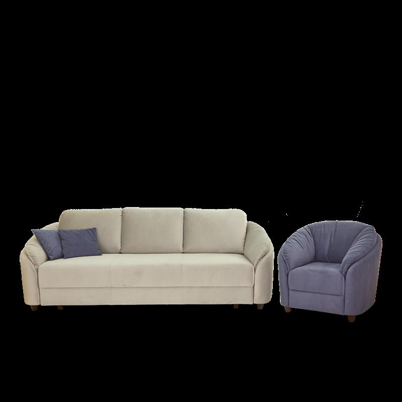 комплект мягкой мебели парма ткань багира в категории комплекты