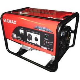 Газовий генератор ELEMAX SHG5000EX