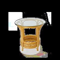 Столик 0215А М мед Calamus Rotan