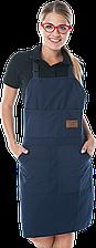Женский передник FGARDAM G защитный, синий цвет Reis Польша