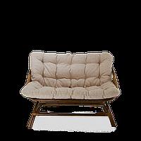 Софа с подушкой 0113 С олива Calamus Rotan