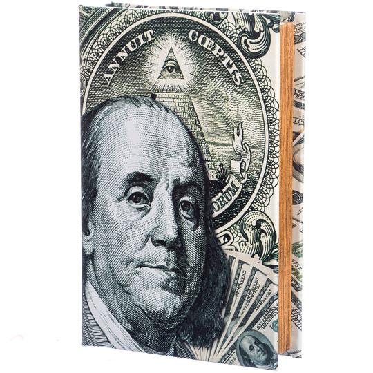 """Книга-сейф """" Бенджамин Франклин """" (26*17*5)"""
