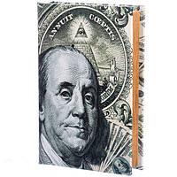 """Книга-сейф """" Бенджамин Франклин """" (26*17*5), фото 1"""