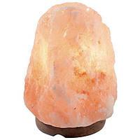 Настольная соляная лампа IDEEN WELT Beleuchteter Salzkristall