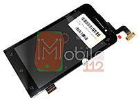 Модуль для Asus ZenFone 4 (A400CXG) Дисплей + тачскрин черный