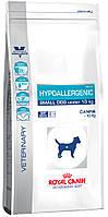 Сухой корм Royal Canin Hypoallergenic Small Dog Canine 1кг