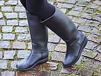 Распродажа! Резиновые сапоги женские Walkmaxx Comfort   42  Черный