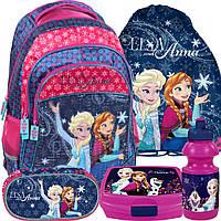 """Школьный рюкзак PASO """"Холодное сердце"""", комплект, фото 1"""