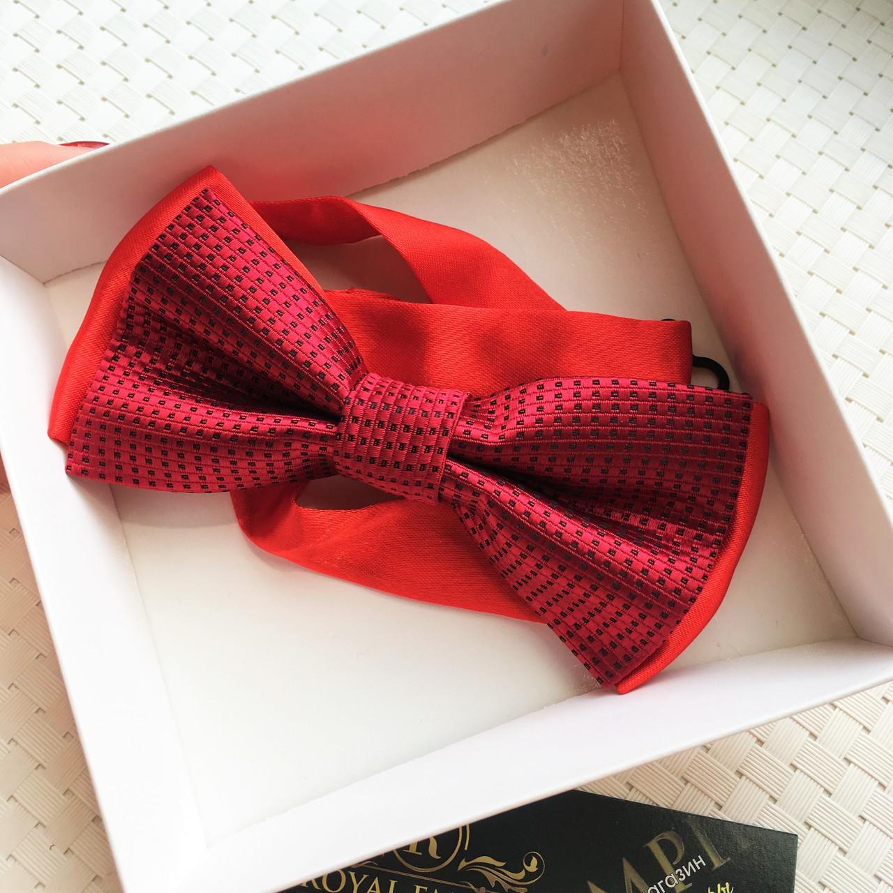 "Копія Мужская бабочка ""Леон"" в подарочной коробке."