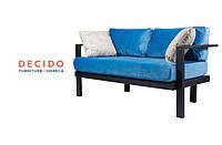 Мягкий диван для ресторанов, летних террас.