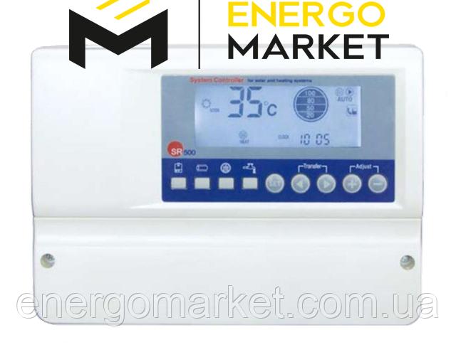 Контроллер для солнечных систем SR500