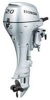 Лодочный мотор Honda BF 20 DK2 SHU (20 л.с.) четырёхтактный румпельный с генератором 12 В.